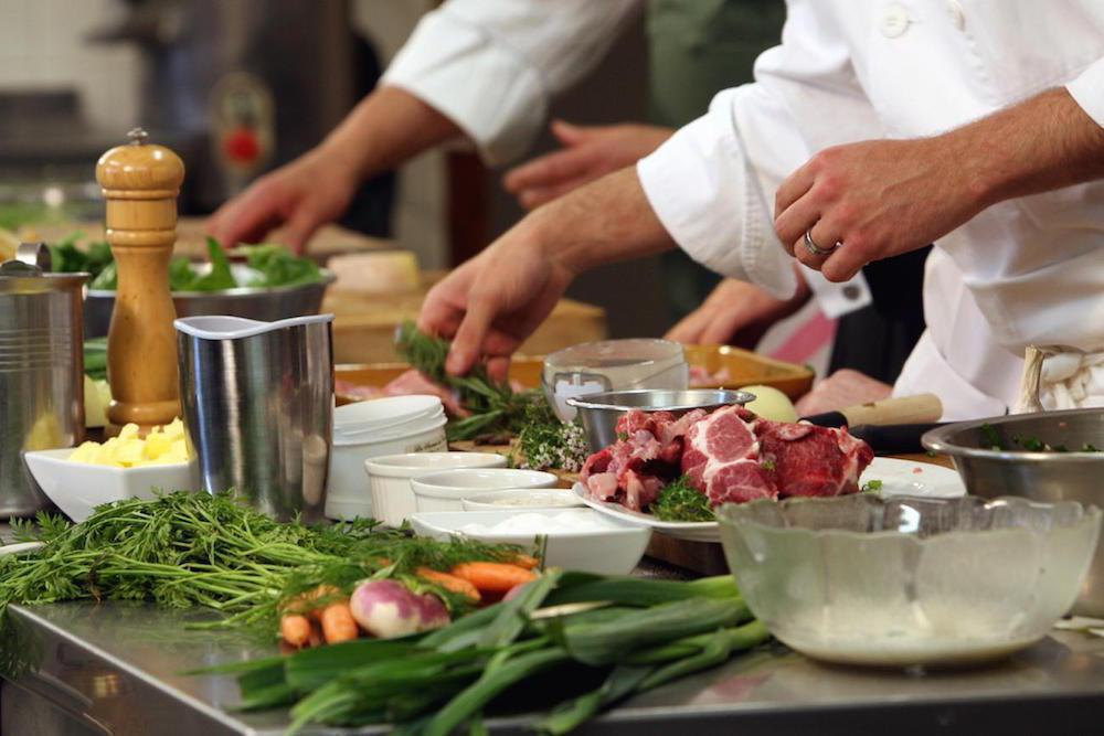 Cuisine Auberge du Barrez